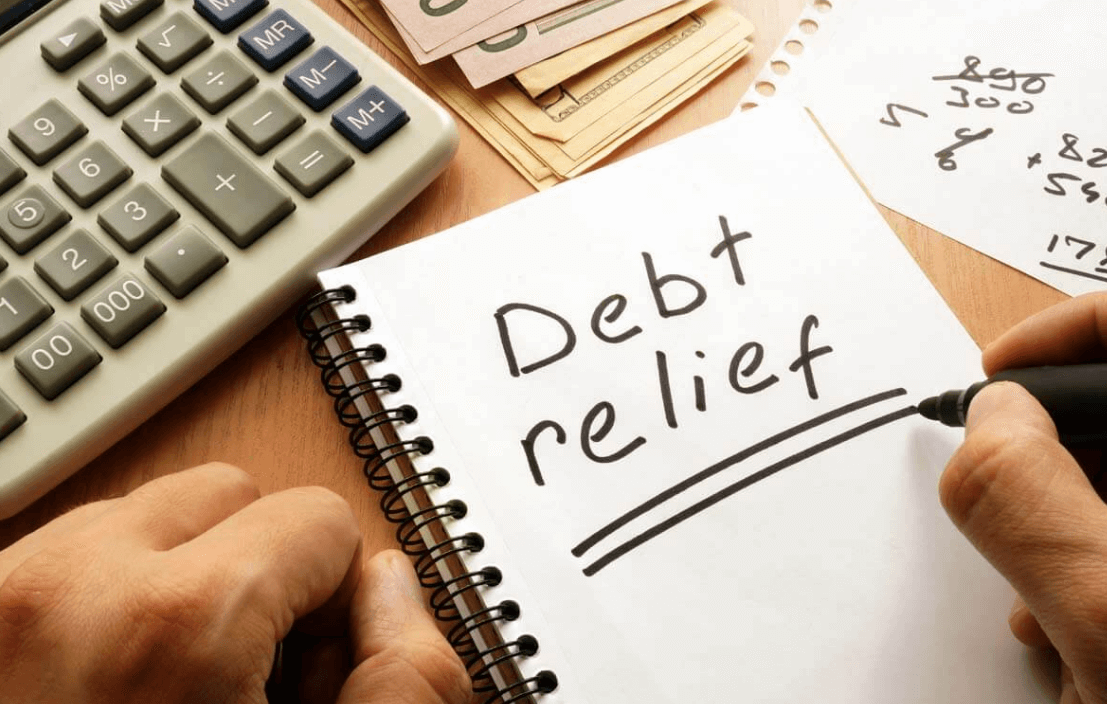 How does Debt relief work
