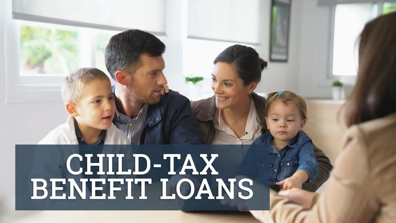 installment loans that accept child tax